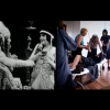 """D.W. Griffith's 'Judith of Bethulia' vs. Artemisia's """"Judith Slaying Holofernes"""""""